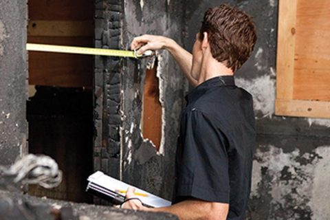 Fire expert free estimates