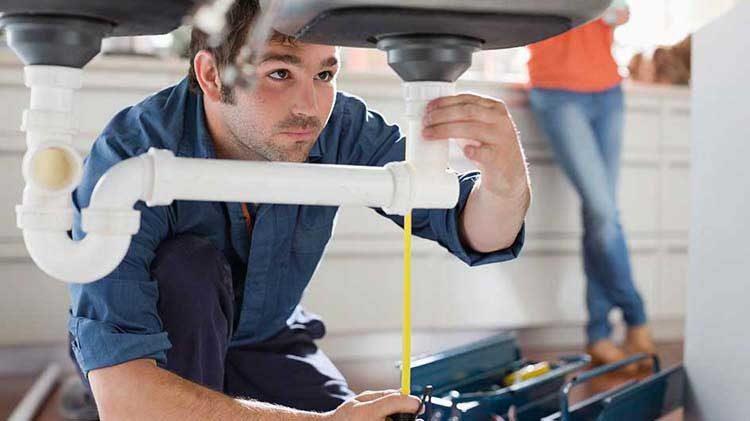Your home plumbing checkup