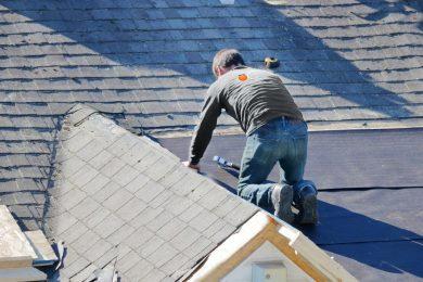 Roof Tarping